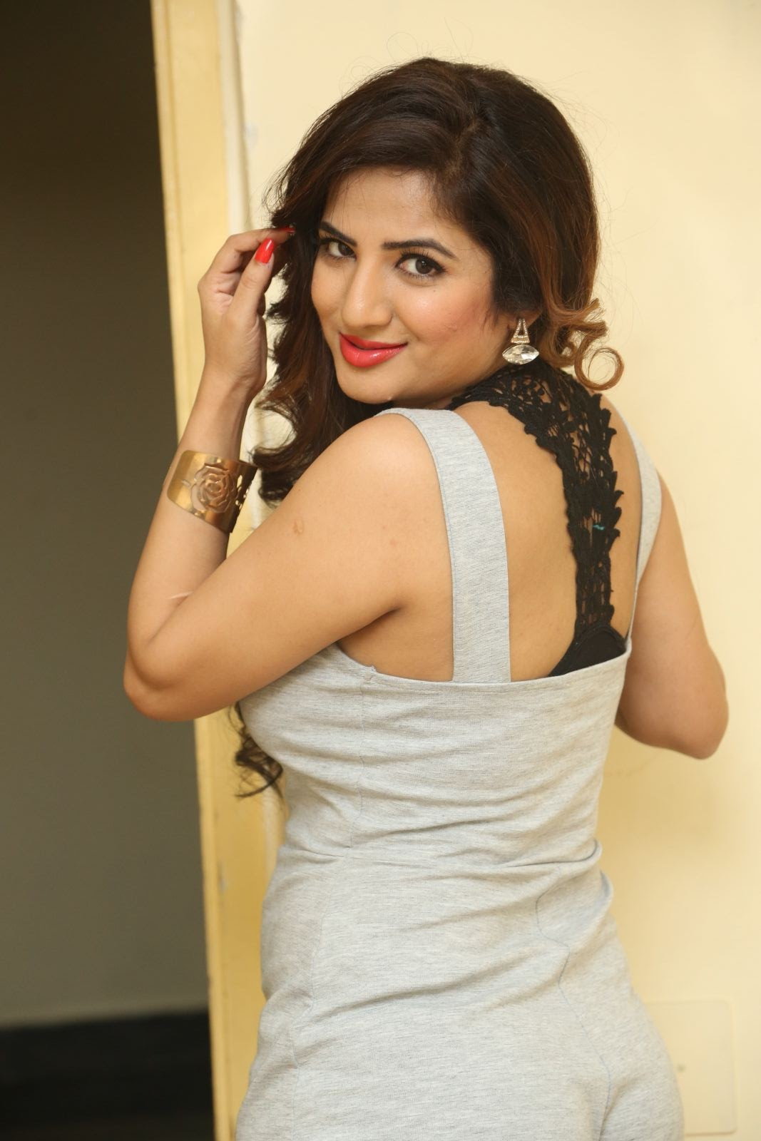kavya new glam pics-HQ-Photo-4