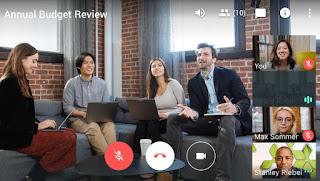 Cara Merekam di Google Meet