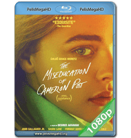 THE MISEDUCATION OF CAMERON POST (2018) 1080P HD MKV ESPAÑOL LATINO