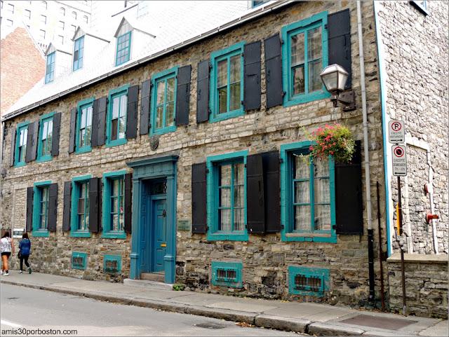 Casa en el Viejo Quebec, Canadá