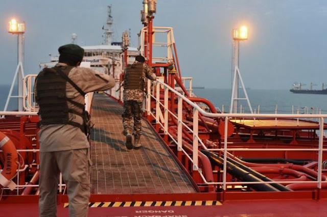 Αναζωπυρώνεται η κρίση στον Περσικό - Το Ιράν «κατέλαβε» κι άλλο πλοίο στα Στενά