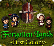 เกมส์ Forgotten Lands - First Colony