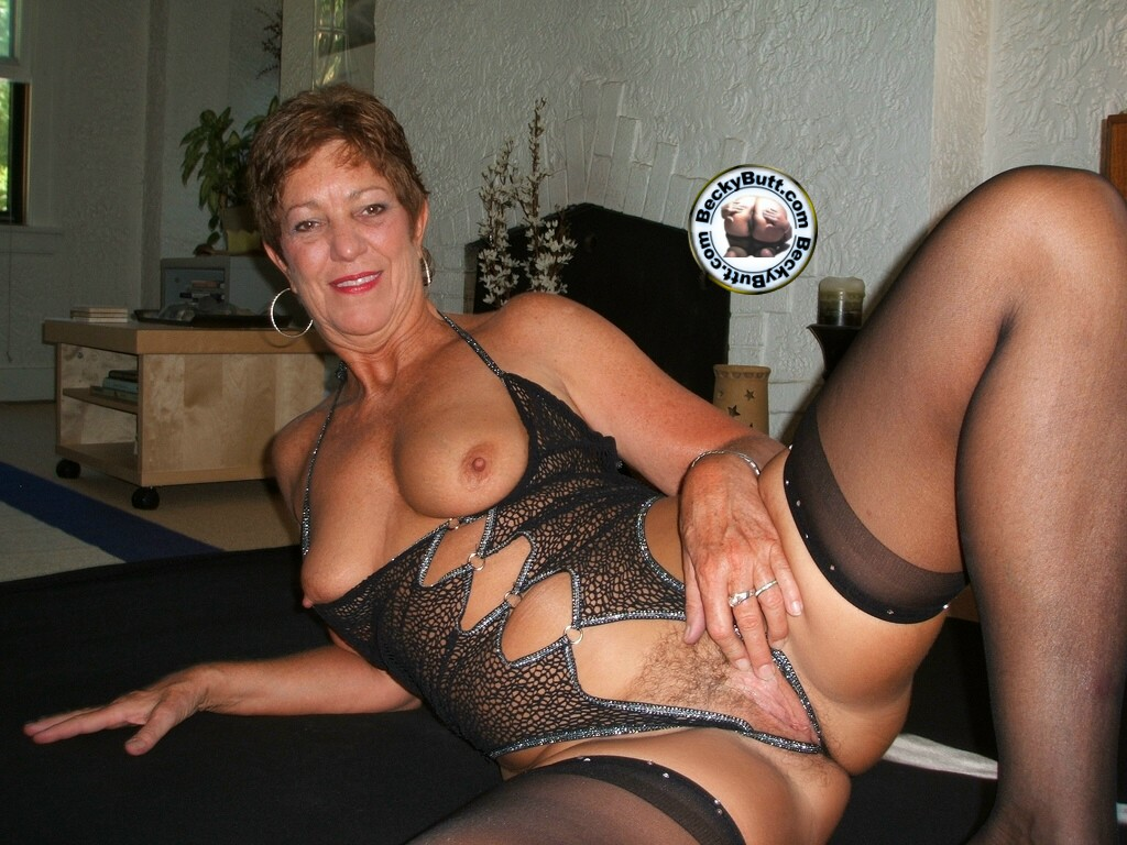 Motherinlaw rides young cock and wife comes in