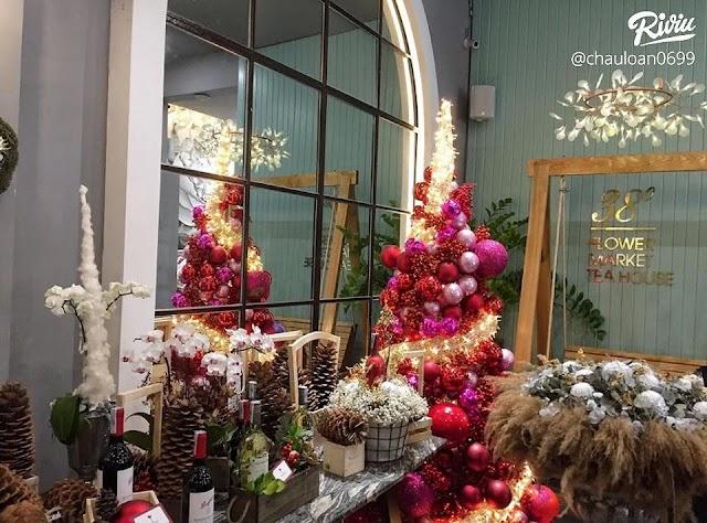 "38 Degree Flower Market Tea House - Coffee view ""CHANH SẢ"""