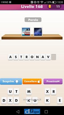 Emoji Quiz soluzione livello 168
