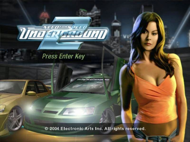 Download Need For Speed: Underground 2 RIP