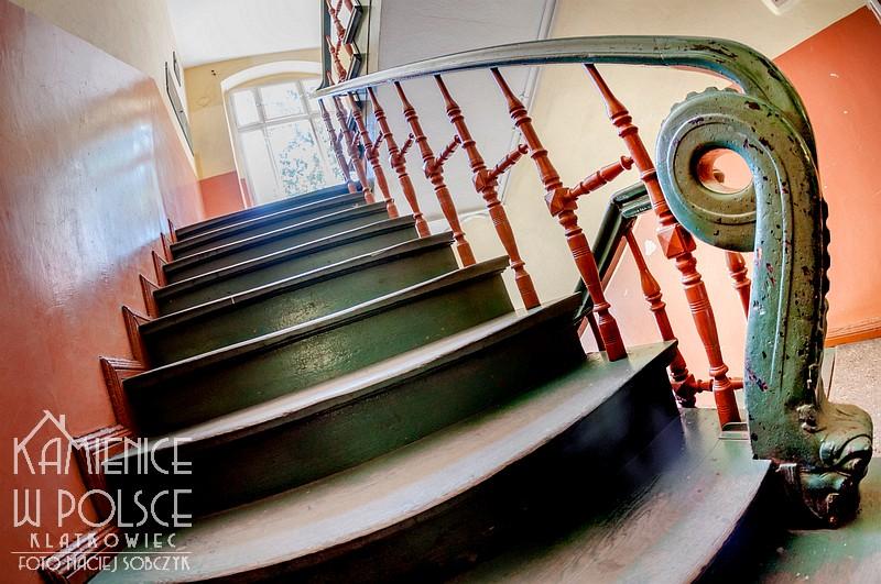 Jelenia Góra: balustrada - wywijus