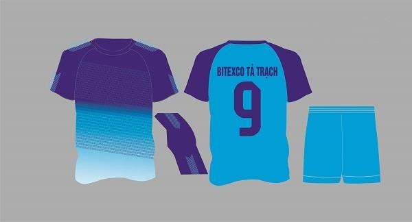 Mẫu đồng phục bóng đá 5