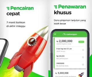 cashwagon pinjaman online cepat cair terdaftar di ojk 2021