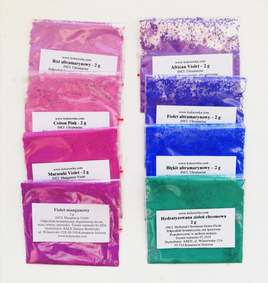 Matowe cienie do powiek w soczystych kolorach. Jak ujarzmić matowe pigmenty?
