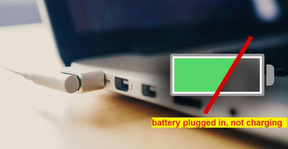 حل-مشكلة-الشاحن-موصل-البطارية-لا-تشحن-فى-اللاب-توب-battery-plugged-in-not-charging
