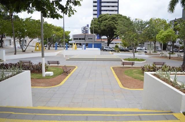 Prefeitura de Natal entrega 26 novas praças