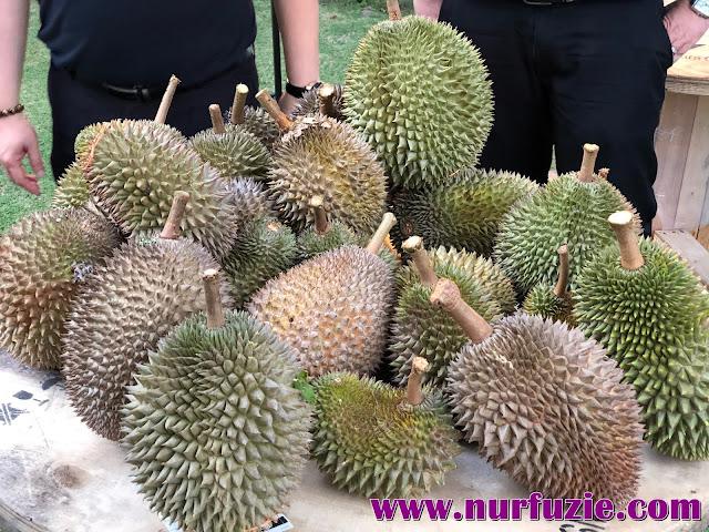 Durian Fiesta di Lexis Suites Penang