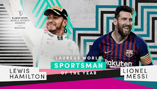 BREAKING: Lionel Messi wins the Laureus Sportsman of the Year award for 2019