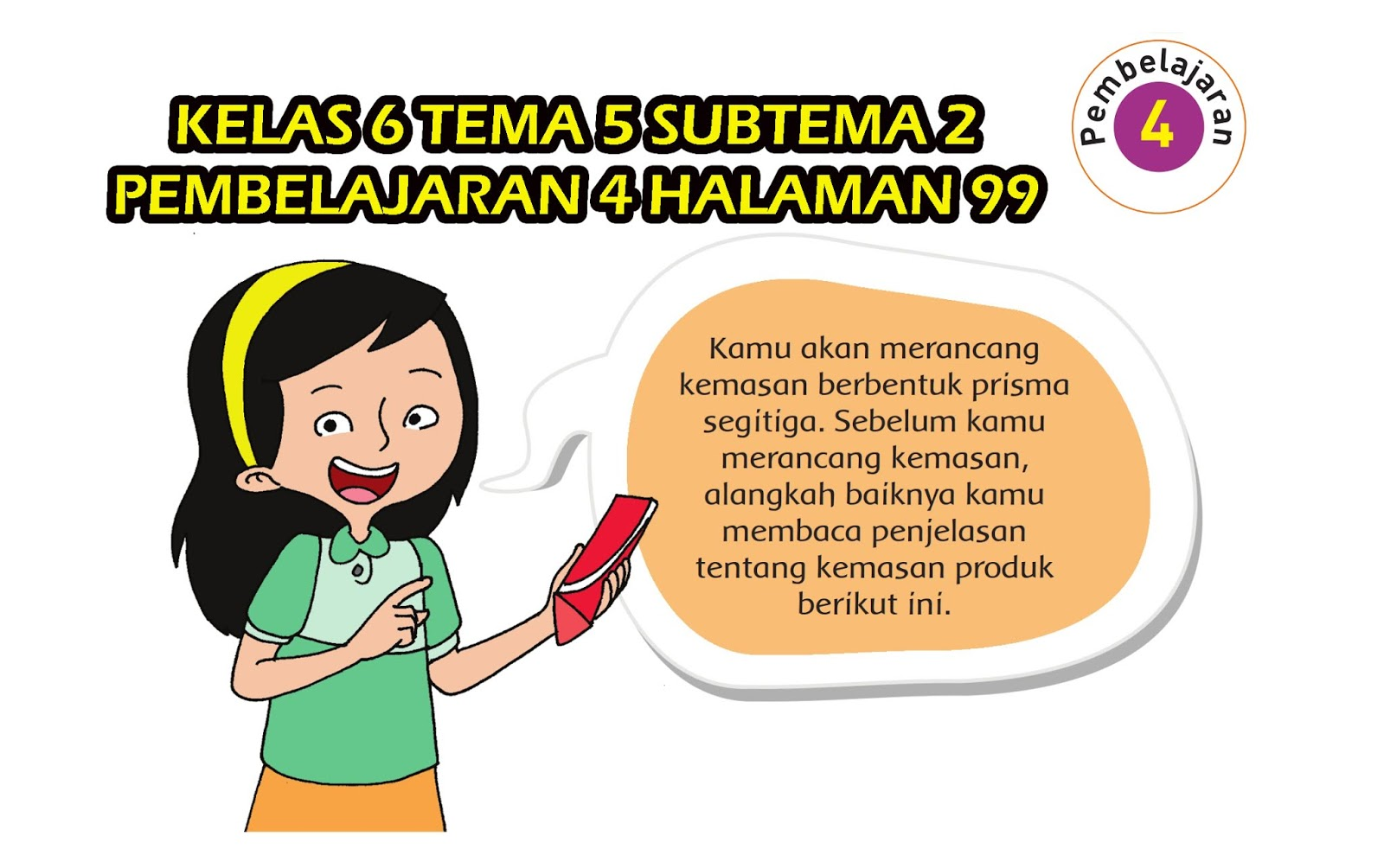 Kunci Jawaban Tematik Kelas 6 Tema 5 Subtema 2 ...
