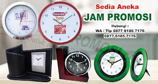 Jam Dinding & Jam Meja Untuk Media Promosi Perusahaan Anda