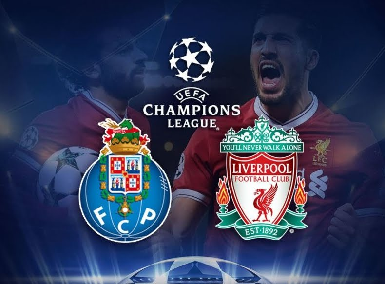 DIRETTA Porto-LIVERPOOL Streaming Gratis Champions League: info YouTube Facebook, dove vederla oggi