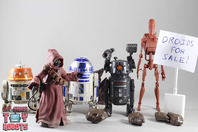 Star Wars Black Series Jawa 35