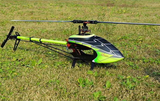 XLPower 520 XL520 6CH FBL RC Helicopter Kit Spirit Version RC