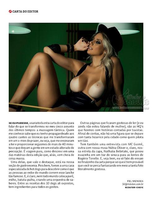 Fotos de Nathalia Belletato nua pelada na Sexy