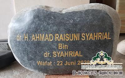 Nisan Batu Kali, Model Nisan Batu Kali, Nisan Batu Kali Murah
