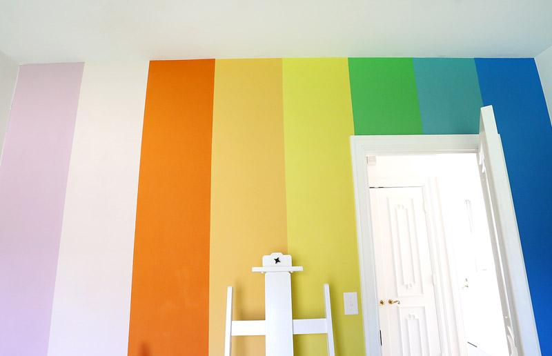 Inspiração do dia: como deixar uma parede muito mais divertida! | dcoracao.com