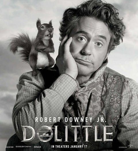 Dolittle 2020 Full Movie Download 480p, 720p, FilmyWap