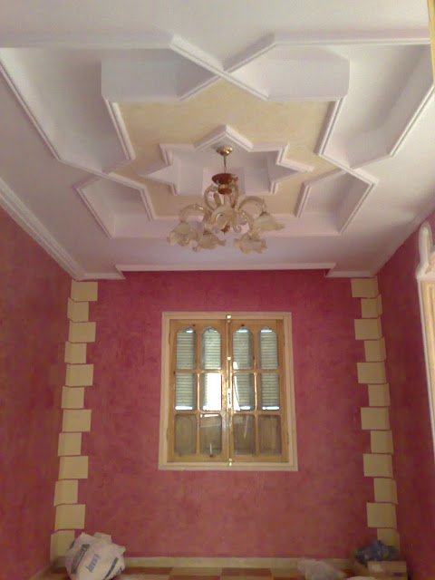 decoration plafond platre