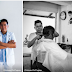 Former barber in Legazpi City become the first doctor in their village