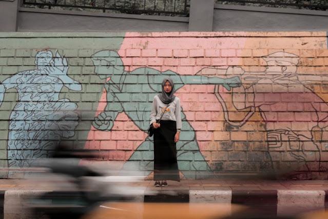 Jalan-jalan di Jalan Braga Bandung 4
