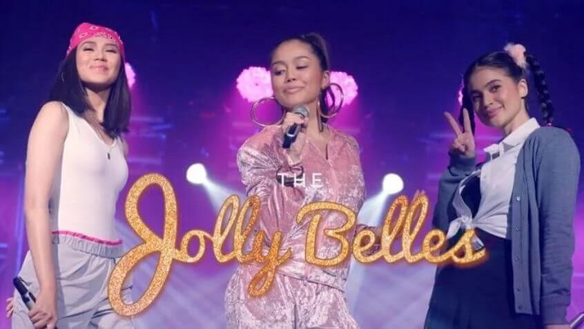 Kapamilya Celebs Sarah Geronimo and Anne Curtis Star in New Jolliserye