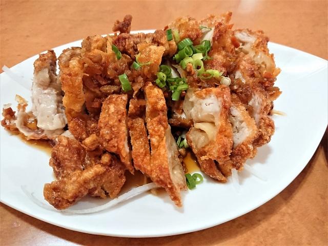 茶薫小籠包 選べる定食セット 油淋鶏定食