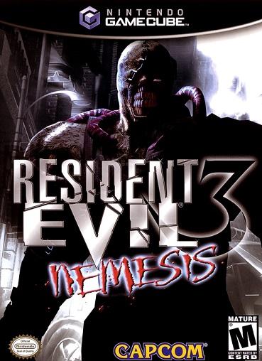 Resident Evil 3 ISO GC