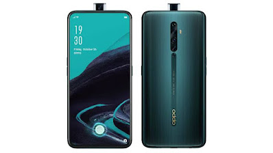 Smartphone Semi Premium dengan Pop Up Kamera, Oppo Reno 2F