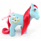 MLP Cherry Sweet Year Ten Cookery Ponies G1 Pony