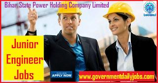 BSPHCL JE Recruitment 2018 Online 175 Junior Engineer CIVIL Posts
