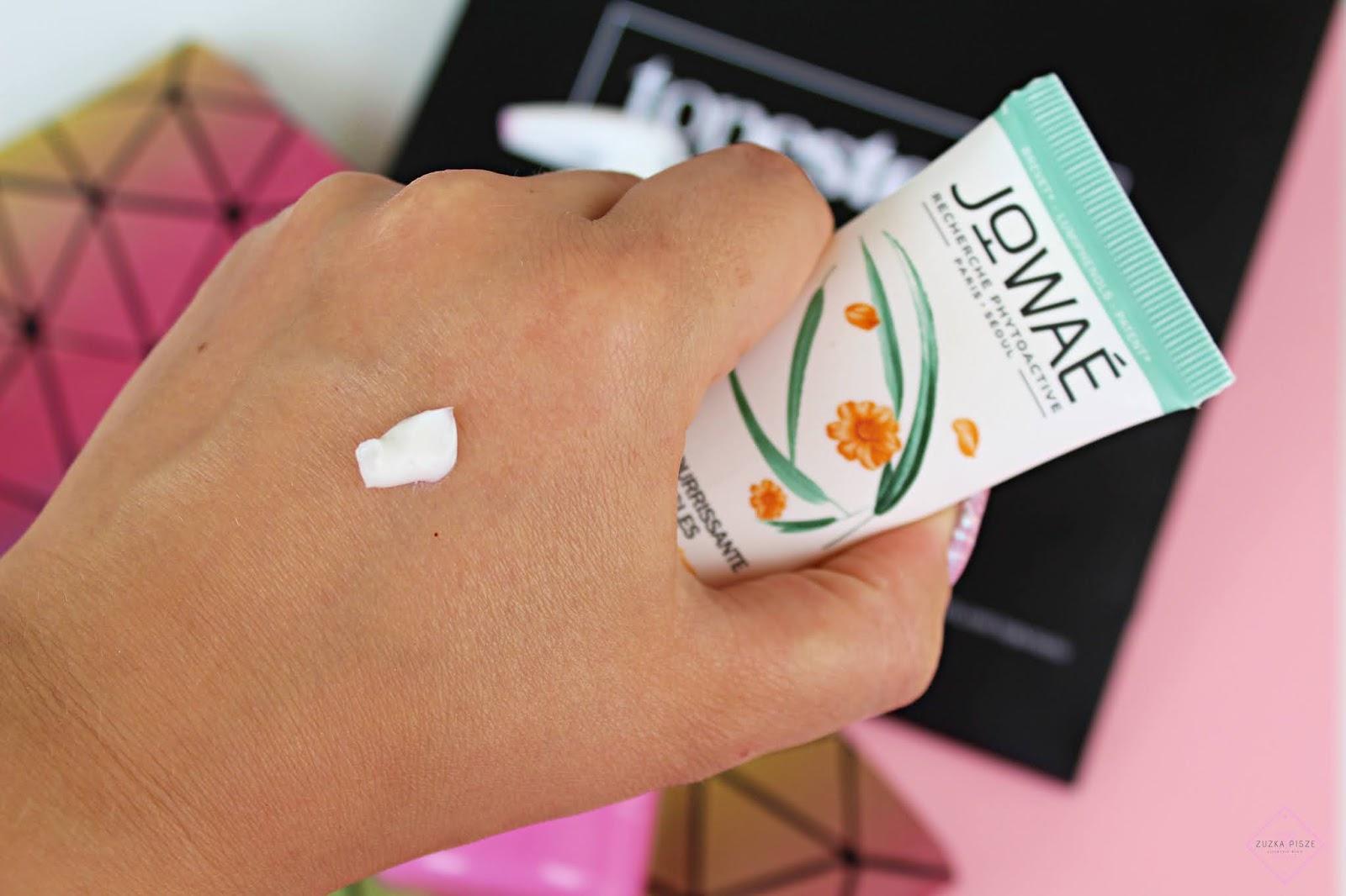 Jowae Hand & Nail Nourishing Cream - Odżywczy krem dłonie i paznokcie