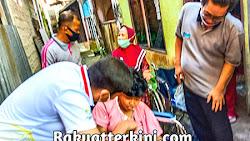 Walikota Sawahlunto Serahkan Bantuan Modal dan Perlengkapan Usaha pada Warga Penyandang Disabilitas
