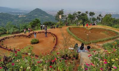 Harga Tiket Masuk Taman Love Soreang Bandung