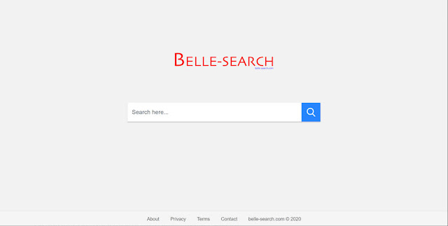 Belle Search y Belle-search.com (Hijacker)