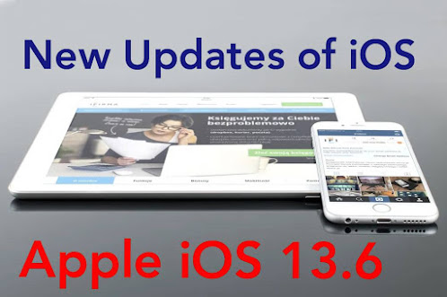iOS 13.6 Apple has released: Car Key, Apple News+ audio,and automatic Updates