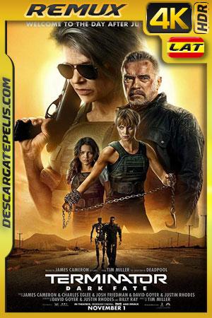 Terminator: Destino oculto (2019) 4k BDRemux HDR Latino – Ingles