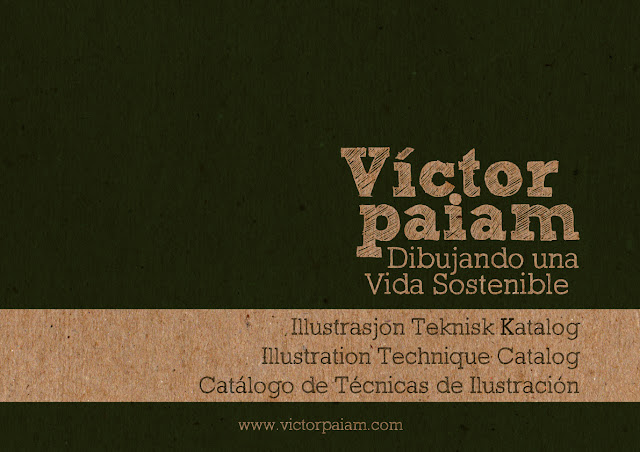 Illustration tecnique catalogue - Víctor Paiam