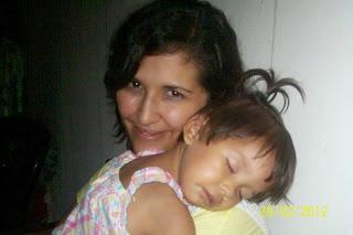mamá e hija