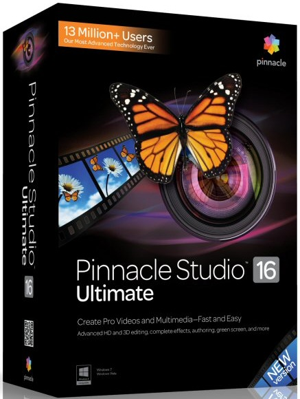pinnacle studio 16 ultimate crack free full download