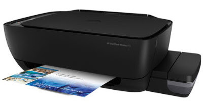 Download Driver HP Smart Tank 450 Series