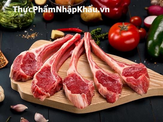 Thực phẩm nhập khẩu chất lượng, uy tín, giá tốt Sài Gòn