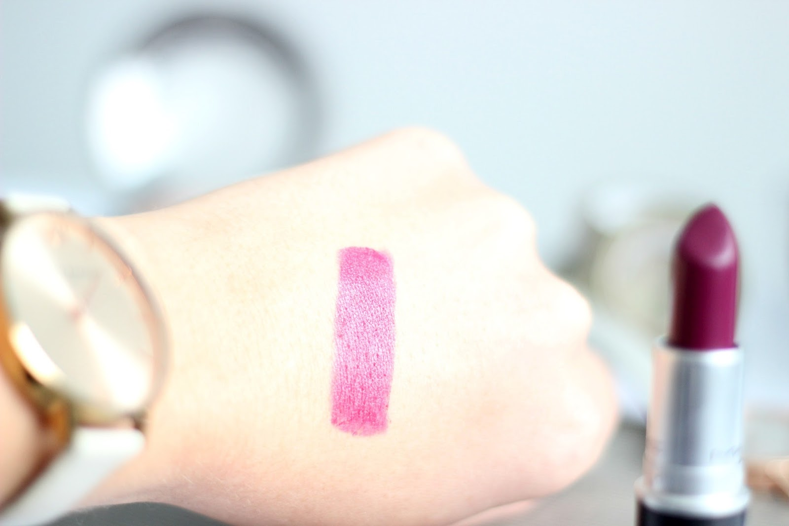 MAC REBEL SWATCH