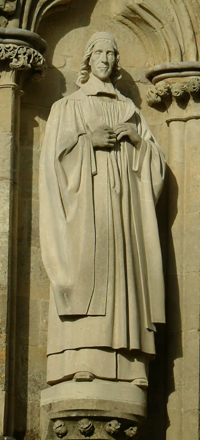 what was george herbert relationship to the pastoral