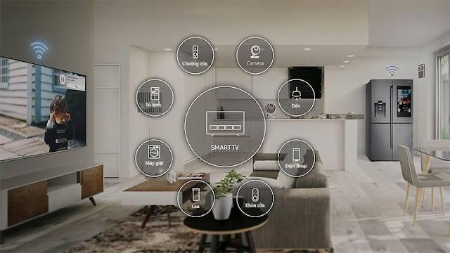 Smart Tivi Samsung 43 inch 4K UA43NU7800KXXV
